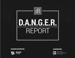 The DANGER Report!